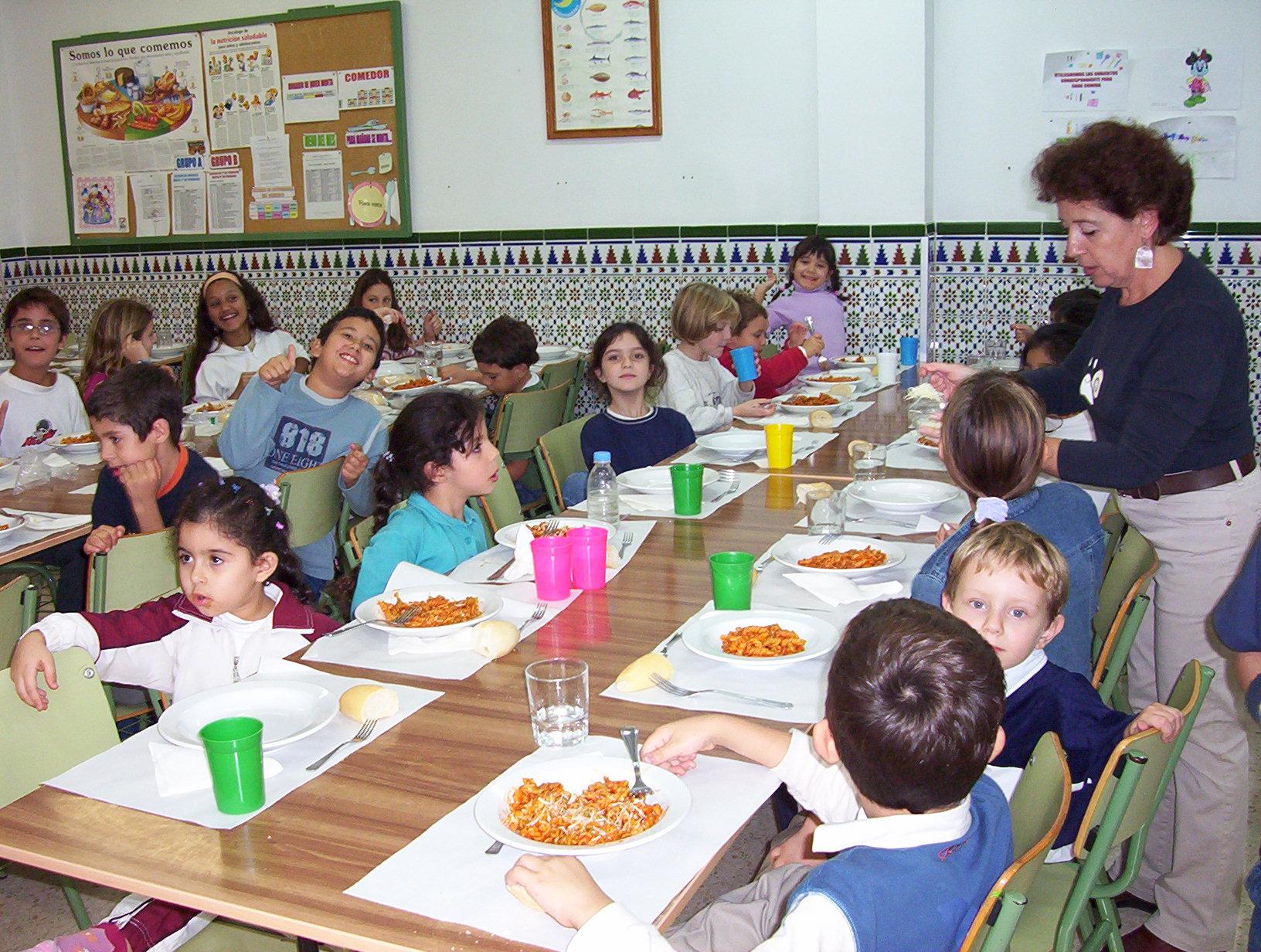 301 moved permanently - Trabajar en comedor escolar ...