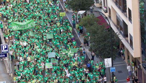 Educacion_publica-manifestacion-Palma_de_Mallorca-Baleares-marea_verde_MDSVID20130929_0100_3