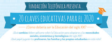 20 claves educativas Telefonica