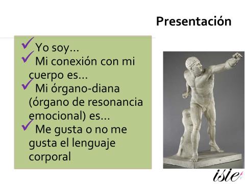 presentacion lenguaje corporal 2014
